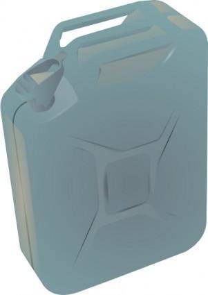 Gas Container Jug clip art