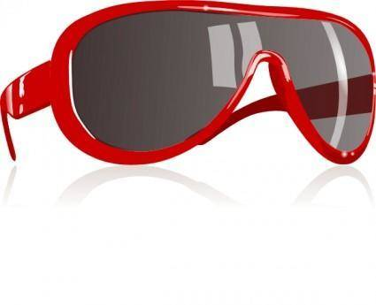 free vector Sunglasses clip art