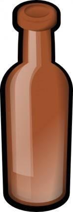 free vector Bottle clip art