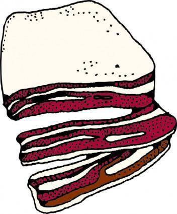 Bacon clip art