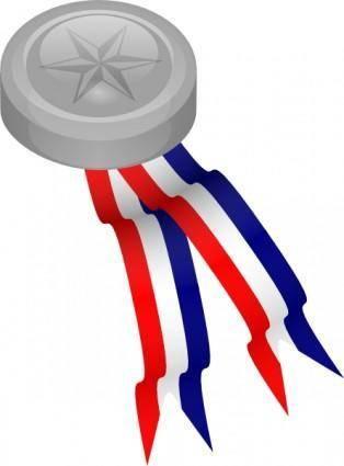 free vector Medalion clip art