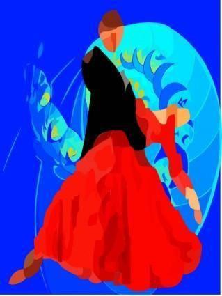 Tango clip art