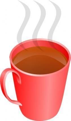 Rau A Cup Of Tea clip art