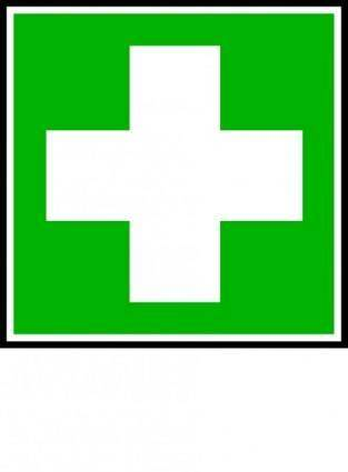 Red Cross clip art