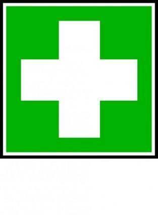 free vector Red Cross clip art
