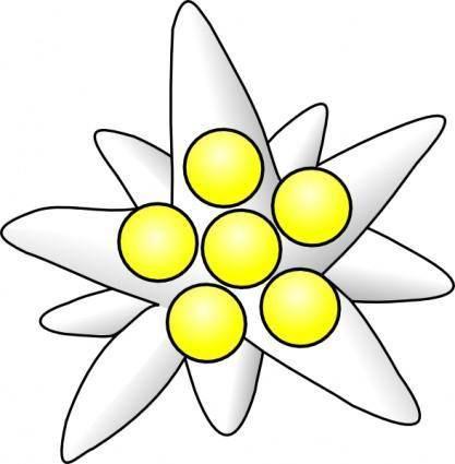 free vector Flower Circles clip art