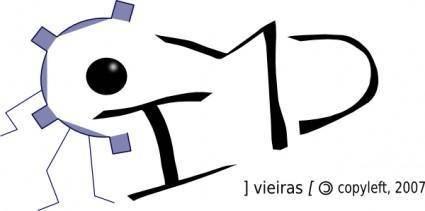 Logo Imd clip art