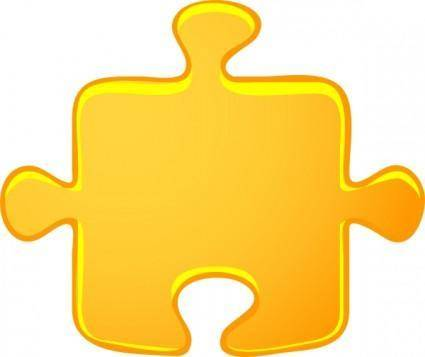free vector Puzzle clip art