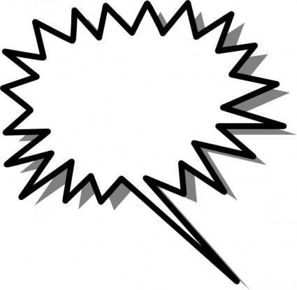 Callout clip art