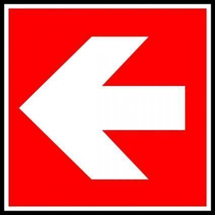 Direction    Suivre 2 clip art