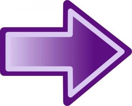 Arrow Shape clip art