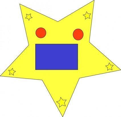 Star Walker clip art