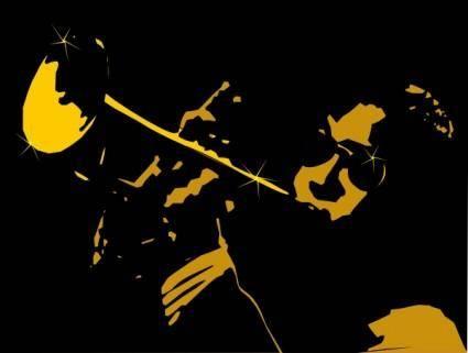 Jazz clip art