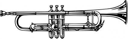 free vector Cornet clip art