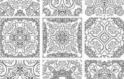 free vector Ornaments