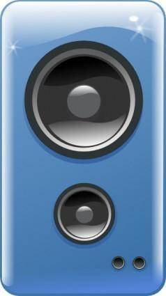 Computer Loudspeaker clip art