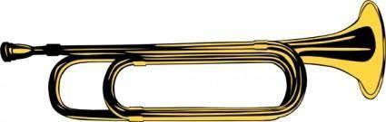 Bugle clip art