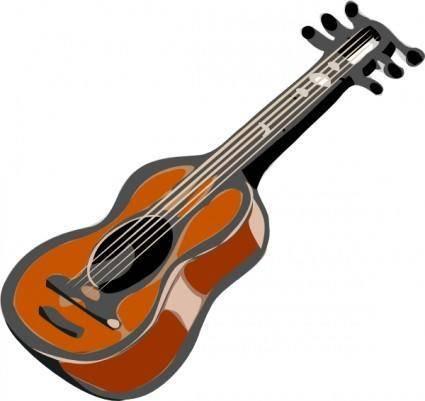 free vector Guitar clip art