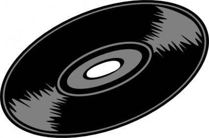 45 Rpm Record clip art