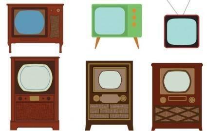 free vector TV Vector art