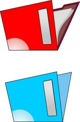 Folders Br Oc clip art