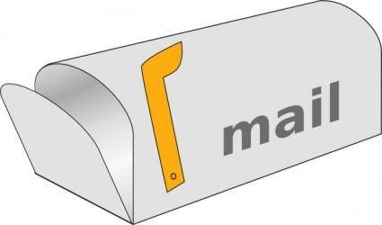 free vector Mailbox clip art