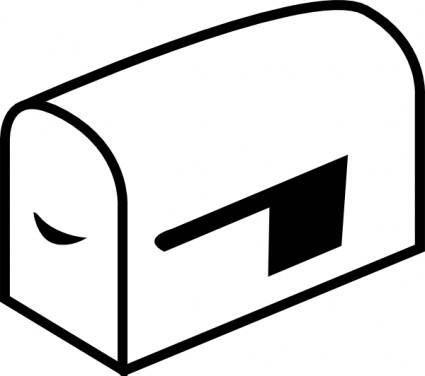 Mailbox clip art