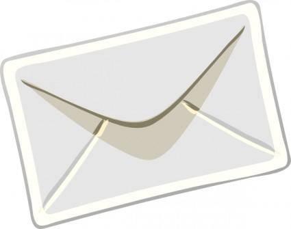 Letter Envelope clip art