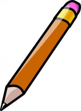 free vector Pencil clip art