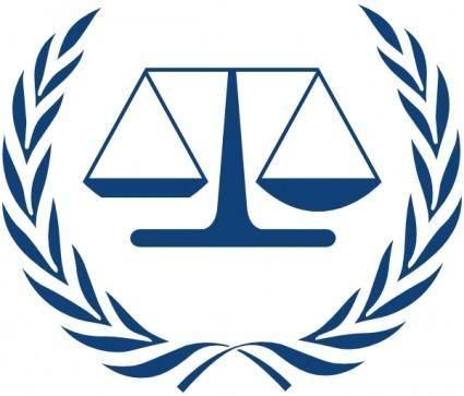 free vector International Criminal Court Logo clip art