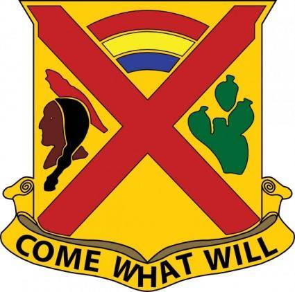 Th Cavalry Regiment Dui clip art
