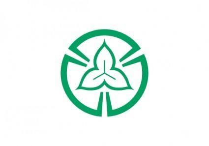 free vector Flag Of Tokorozawa Saitama clip art