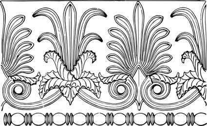 Ornament Decoration clip art
