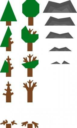 Ugly Resources clip art