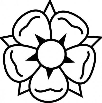 Flower Tattoo clip art