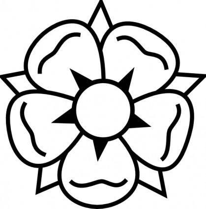 free vector Flower Tattoo clip art