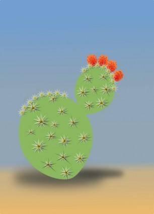 Cactus Plant clip art