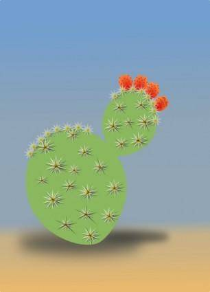 free vector Cactus Plant clip art