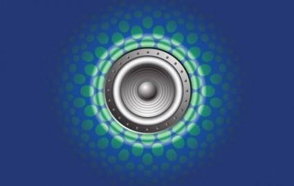 free vector Pure Sound Vector