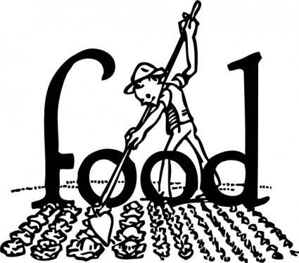 Farming Food clip art
