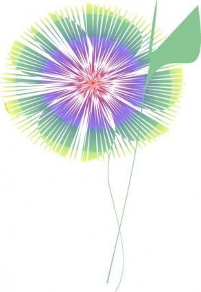 Dream Flower clip art