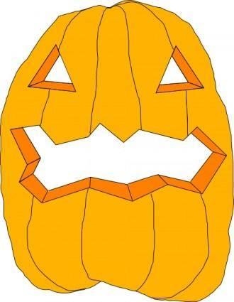free vector Pumpkin clip art