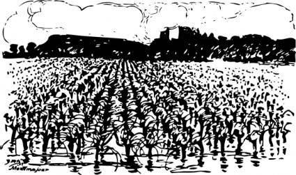 Farming Vegetation clip art