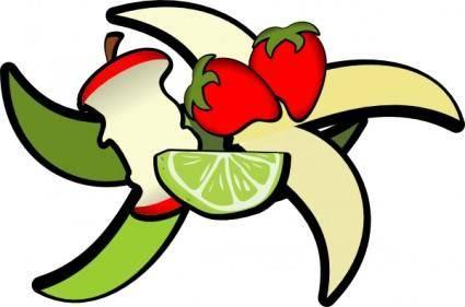 Organic clip art