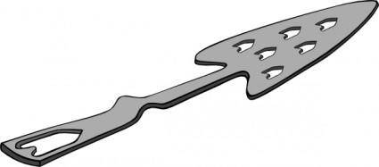 free vector Absinthe Spoon clip art