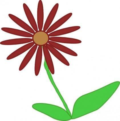 Kvetina clip art