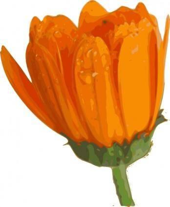 Fleur07 clip art