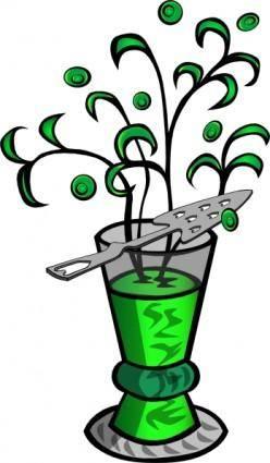 free vector Absinthe Drink clip art