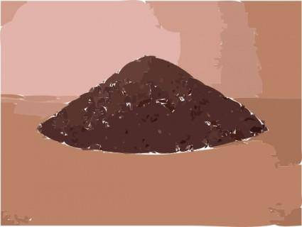 free vector Top Soil clip art