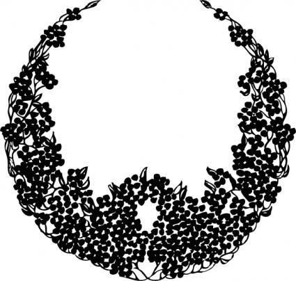 free vector Wreath clip art